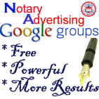 Google Notary Advertising Group