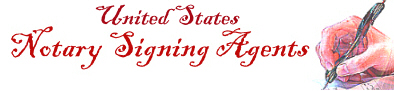 notary signing agents, united states notary signing agents networks.